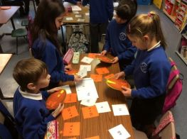 Mental Maths Games and New Testament Teachings in P5