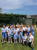 Eco Club run Competition to Design Planters