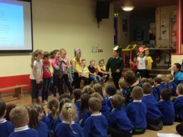 The Fruit Parade in P2