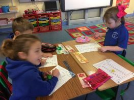 Mental maths in P2