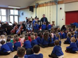 Education Authority Orchestra Visit
