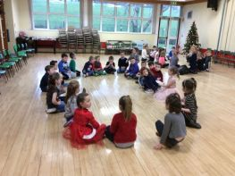 P1-3 Christmas Party