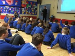 PSNI School Watch and Safety Visit