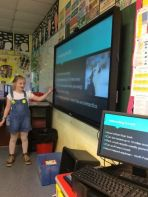 Huskies Presentation in P5