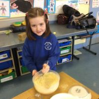 Pancake Day - Primary 1