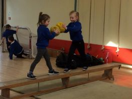 P2 Fitness with Aaron