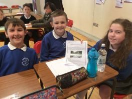 STEM Challenge at St. Paul's High School, Bessbrook