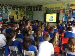 Dogs Trust Visit to KS2