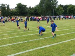 Sports Day at Richill Recreational Centre