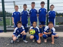 Great Performances at Kilcluney Football Competition