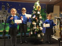 Christmas Decoration Winners Announced!