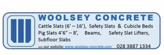 WOOLSEY CONCRETE